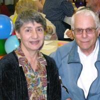 Sheila Diamant Hecht and Michael Hecht.