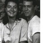 Deborah and Wallace in 1962