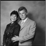 Barbara Portnoy Levine and Alan Levine
