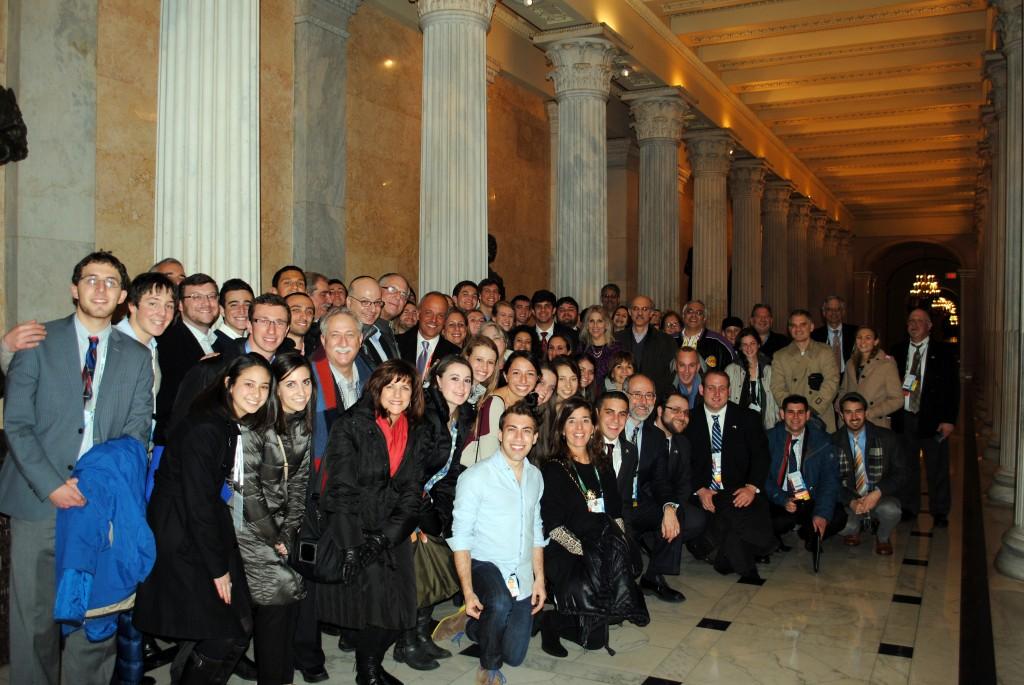 Ramah Alumni Visit Capitol